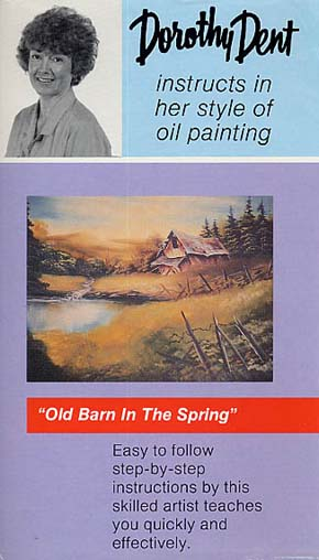 Dent, Dorothy: DT02 - Old Barn in Spring