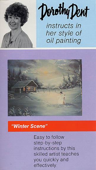 Dent, Dorothy: DT04 - Winter Scene