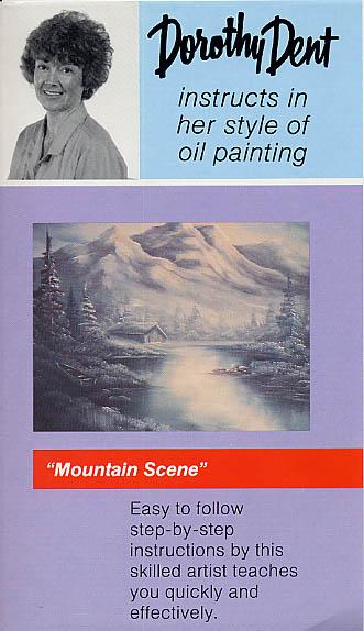 Dent, Dorothy: DT06 - Mountain Scene