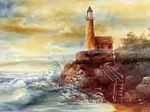 Dent, Dorothy: DT09 - The Lighthouse