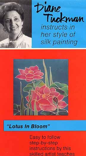 Tuckman, Diane: DTN01- Lotus in Bloom