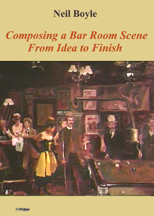 Boyle, Neil: NB0102 - Composing A Barroom Scene