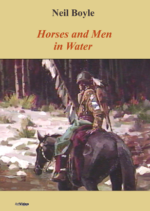 Boyle, Neil: NB1314 - Horses & Men in Water