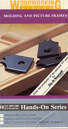 Mat Cutting: DY255 - Molding & Picture Frames