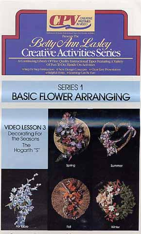 Lasley, Betty Ann: DYB3 - Following the Seasons - Flowers