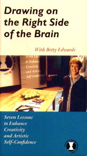 Edwards, Betty: ED01 - Drawing on the Right Side of the Brain
