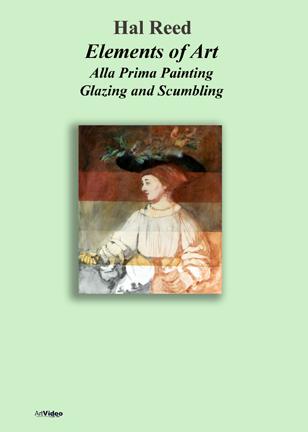 Reed, Hal: EL0506 - Ala Prima Painting
