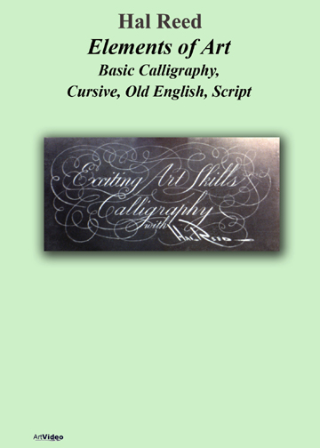 Reed, Hal: EL1112 - Basic Calligraphy