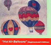 Feazle, Georgia: GF01 - Hot Air Balloons - Beginner