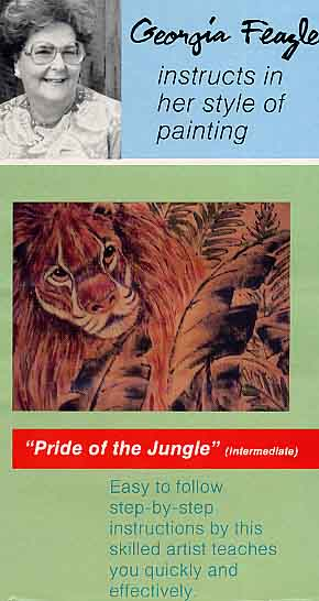 Feazle, Georgia: GF04 - Pride of the Jungle