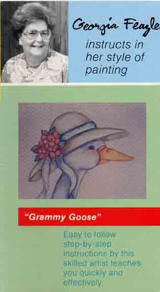 Feazle, Georgia: GF05 - Grammy Goose