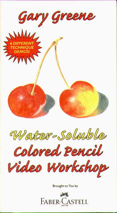 Greene, Gary: GG289 - Water-Soluble Colored Pencils