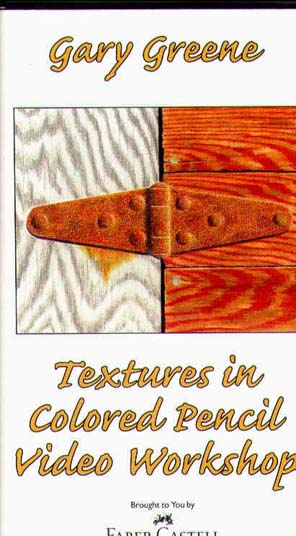 Greene, Gary: GG290 - Textures in Colored Pencil