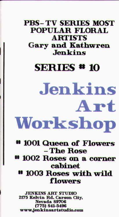 Jenkins, Gary: GJ1001 - Jenkins Series 10 Pt.1