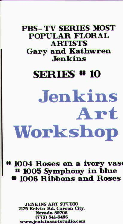 Jenkins, Gary: GJ1004 - Jenkins Series 10 Pt.2