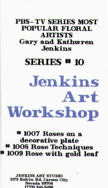Jenkins, Gary: GJ1007 - Jenkins Series 10 Pt.3