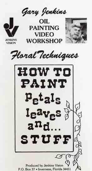 Jenkins, Gary: GJ101 - Floral Tech. Petals, Leaves, etc.