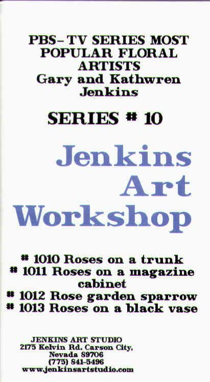 Jenkins, Gary: GJ1010 - Jenkins Series 10 Pt.4