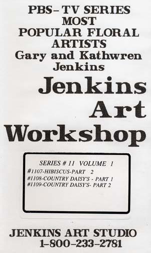 Jenkins, Gary: GJ1107 - Jenkins Series 11 Pt.3
