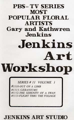 Jenkins, Gary: GJ1110 - Jenkins Series 11 Pt.4