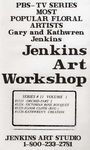 Jenkins, Gary: GJ1123 - Jenkins Series 11 Pt.8