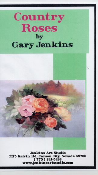 Jenkins, Gary: GJ115 - Country Roses