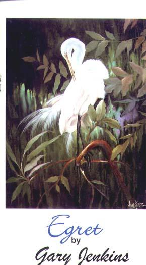 Jenkins, Gary: GJ116 - Egret