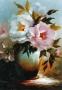Jenkins, Gary: GJ120 - Poppies in a Vase