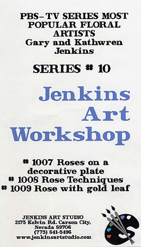 Jenkins, Gary: GJSeries 10 - Jenkins Series 10