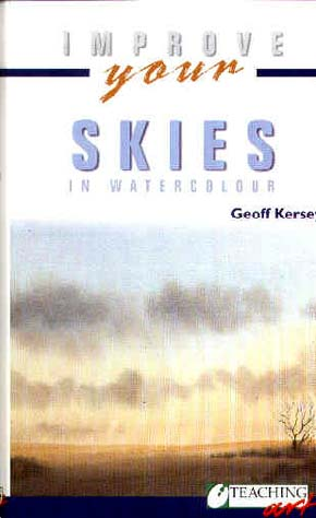 Kersey, Geoff: GK01 Skies in Watercolor