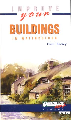 Kersey, Geoff: GK02 Buildings in Watercolor