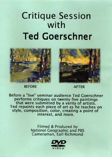 Goerschner, Ted: GO302 - Critique Session