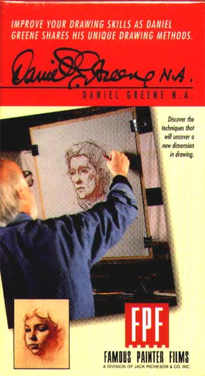 Greene, Daniel: GR301 - Portrait Drawing