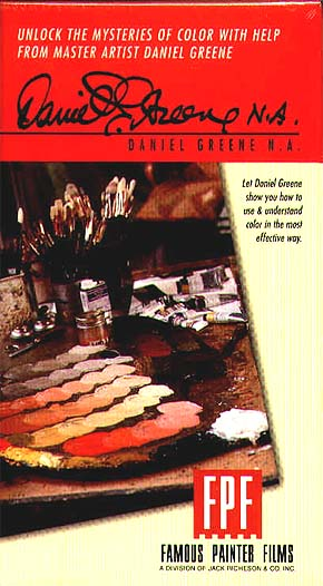 Greene, Daniel: GR401 - Color: The D. Greene Method