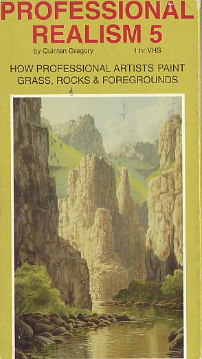 Gregory, Quinten: GRE05 - Grass & Rocks