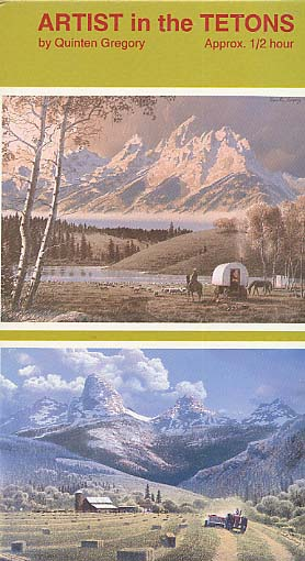 Gregory, Quinten: GRE31 - Artist in the Tetons