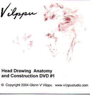 Vilppu, Glenn: GV13 - Head Drawing #1