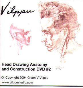 Vilppu, Glenn: GV14 - Head Drawing #2