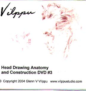 Vilppu, Glenn: GV14C - Head Drawing #3