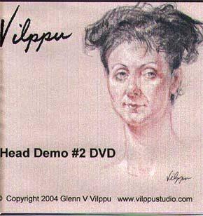 Vilppu, Glenn: GV23 - Head Drawing Demo #2