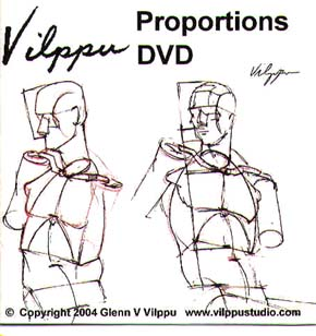 Vilppu, Glenn: GV33 - Proportions