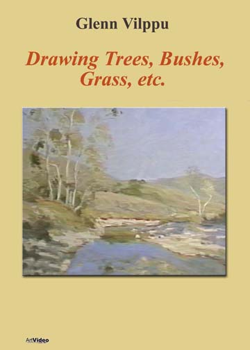 Vilppu, Glenn: GV4344 - Drawing Trees, Bushes & Grass
