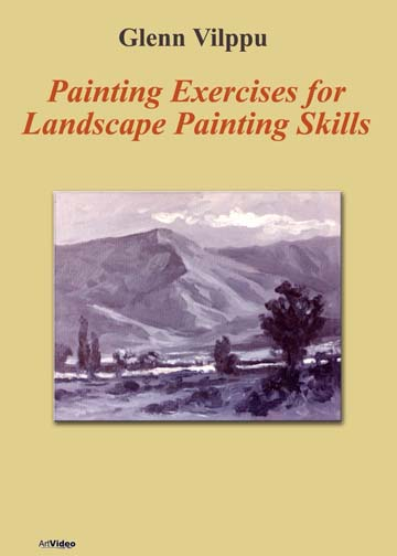 Vilppu, Glenn: GV5152 - Painting exercies - Landscape