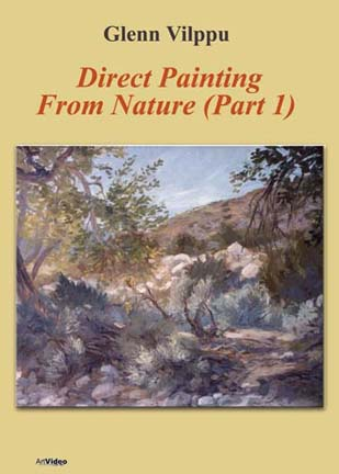 Vilppu, Glenn: GV5758 - Direct Painting from Nature Pt.1