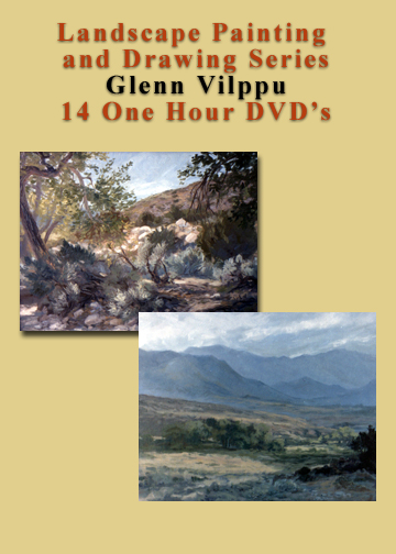 Vilppu, Glenn: GVS2 - Landscape Drawing & Painting Series