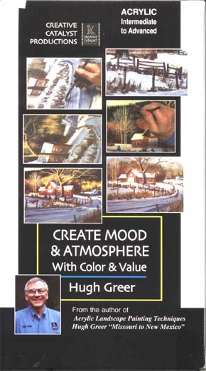 Greer, Hugh: HG3 - Create Mood and Atmosphere