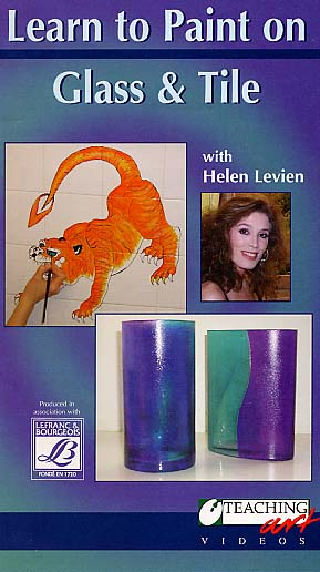 Levien, Helen: HL01 - Learn to Paint on Glass & Tile