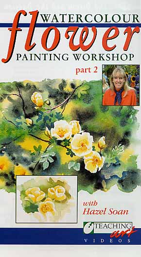 Soan, Hazel: HS02 - Flower Painting pt.2