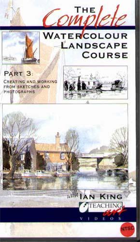 King, Ian: IK03 Landscape Course Pt.3