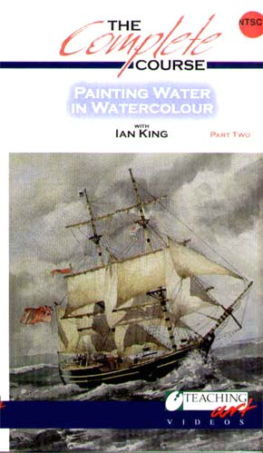 King, Ian: IK05 Painting Water in Watercolor Pt. 2